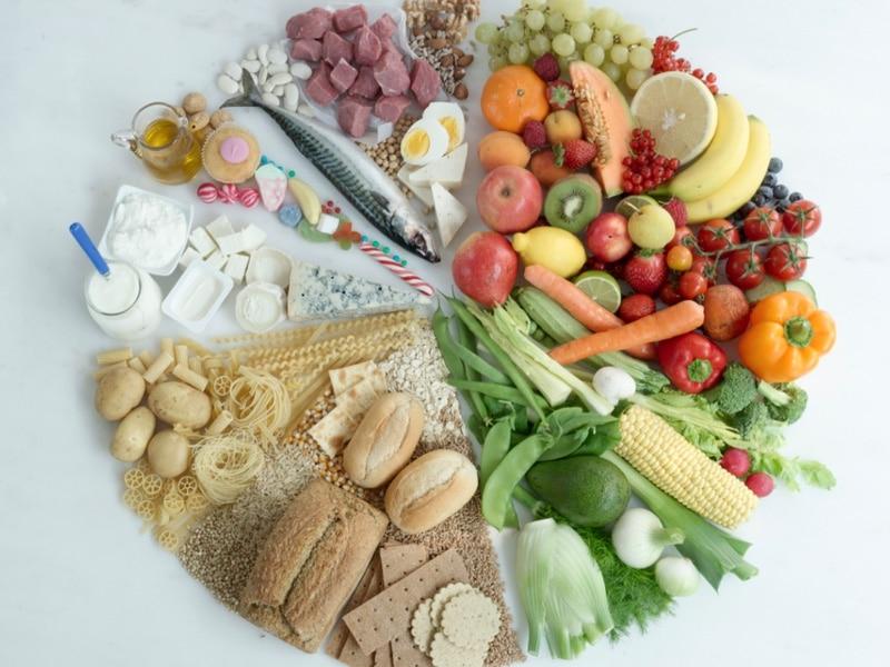 Dieta Settimanale Equilibrata : Dieta mediterranea menù mensile ricetta mediterranea