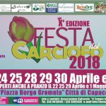 Dal 21 aprile torna la festa del Carciofo di Paestum Igp
