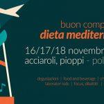"""""""Buon compleanno, dieta mediterranea!"""", Pollica festeggia"""