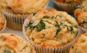 muffin-spinaci