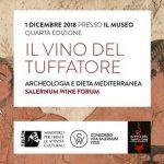 """A Paestum di scena """"Il vino del Tuffatore"""" tra archeologia e Dieta mediterranea"""