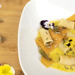 Mezze maniche asparagi e zucca – Le ricette di Casa Pezzullo